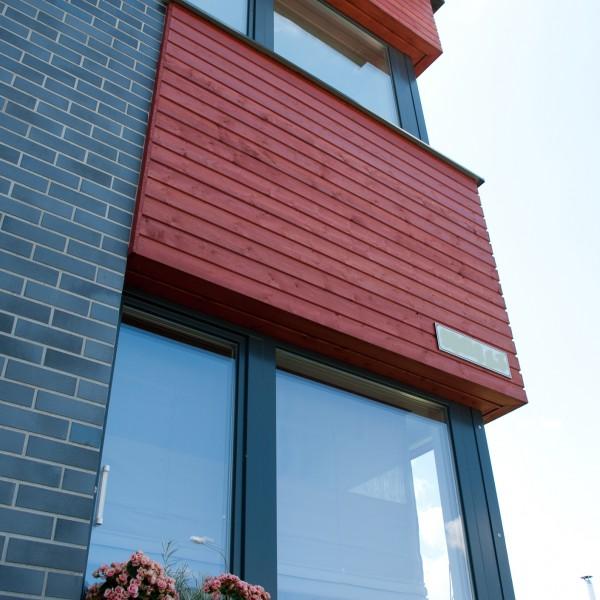 bygga hus fönster