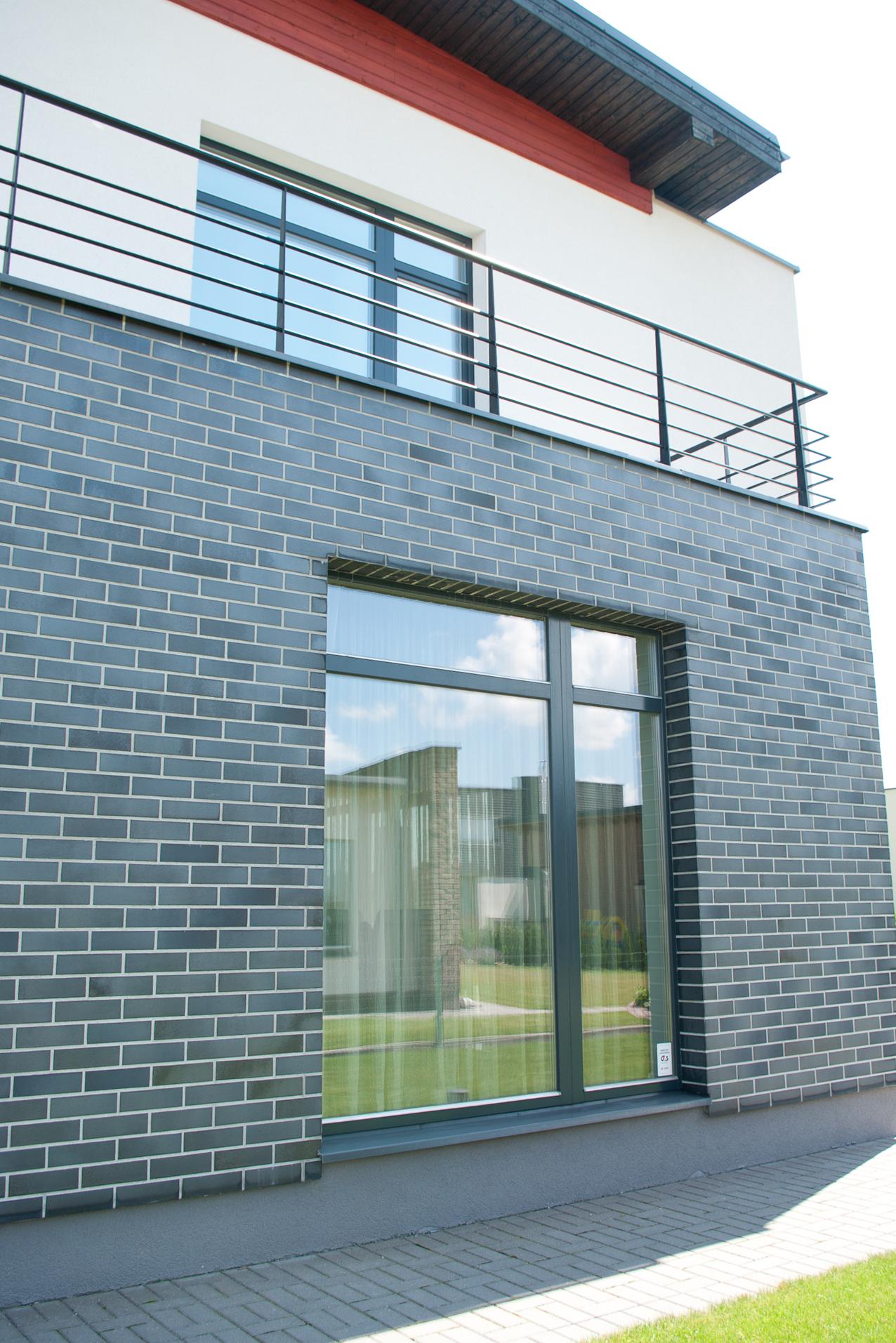 Stora fönster hantverkare