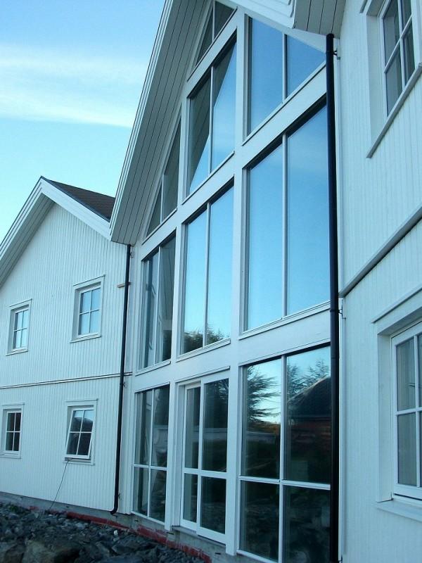 Stora fönster hantverkare Stockholm Omhus