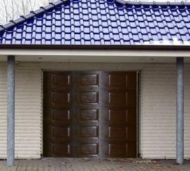 Garageport Omhus