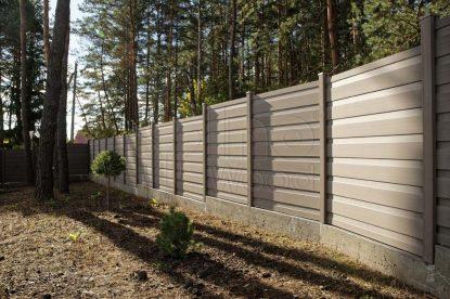 Stabilt staket