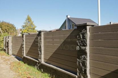 Bygga staket