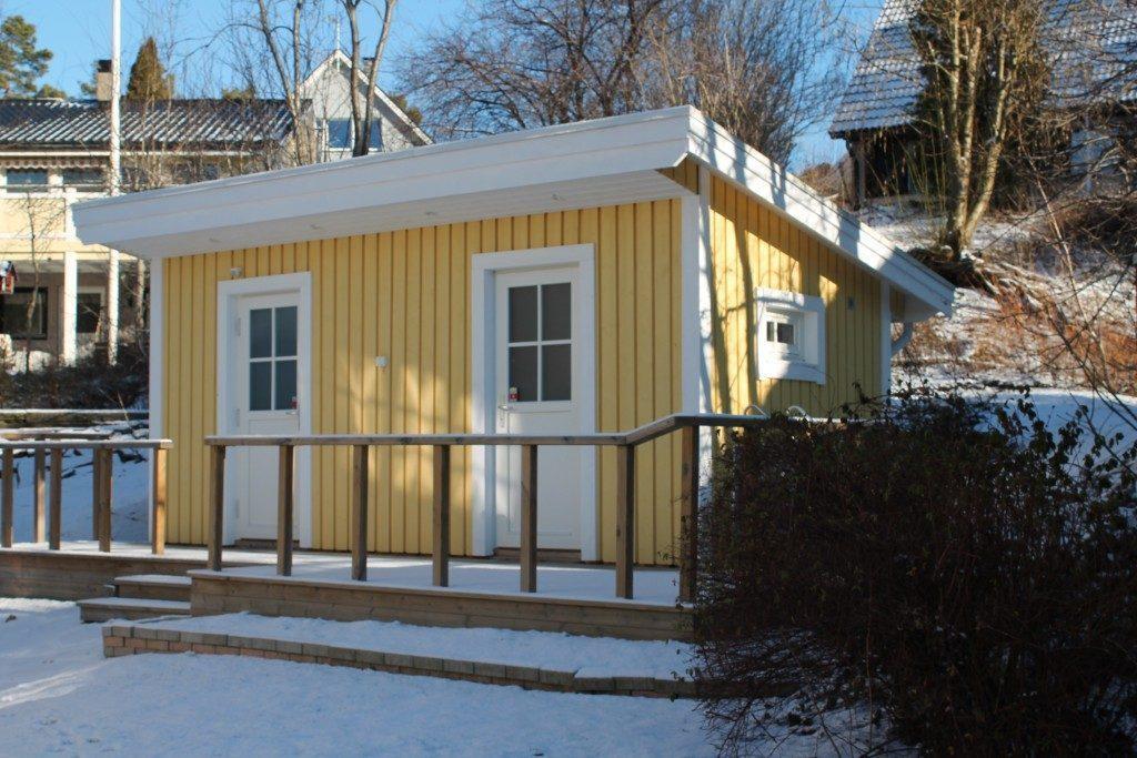 Takrenovering Åkersberga
